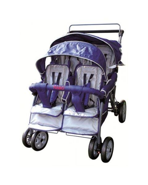 RABO 4 Seater Baby Stroller