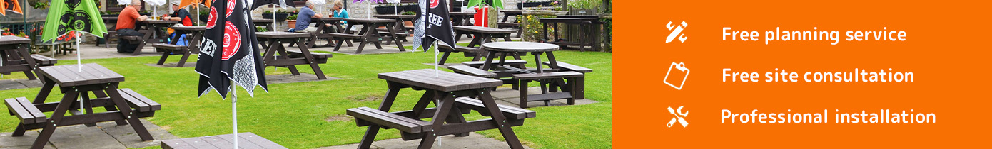 Pub Garden Furniture